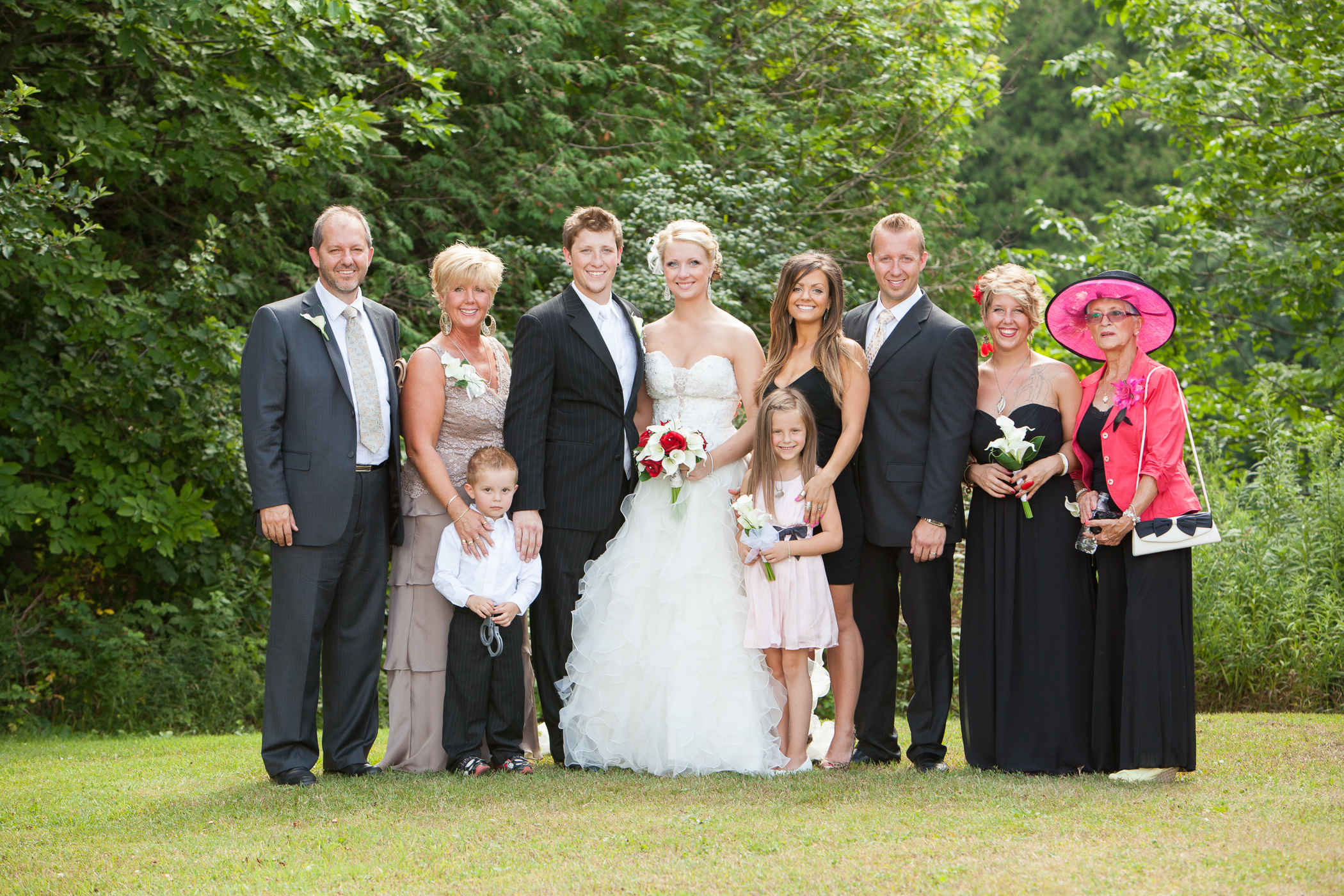 Dan and Stacey Family