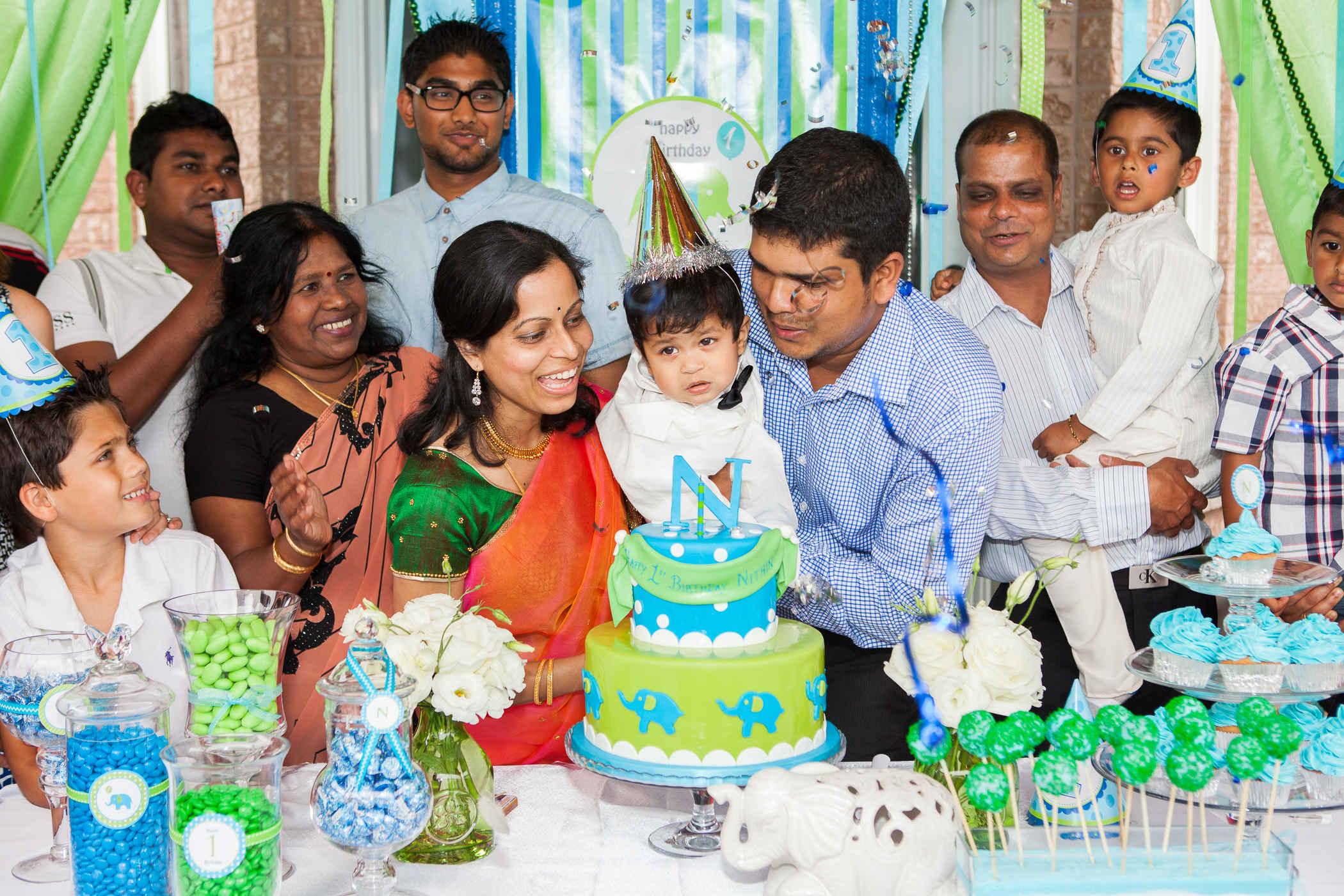 Nithin Birthday Cake